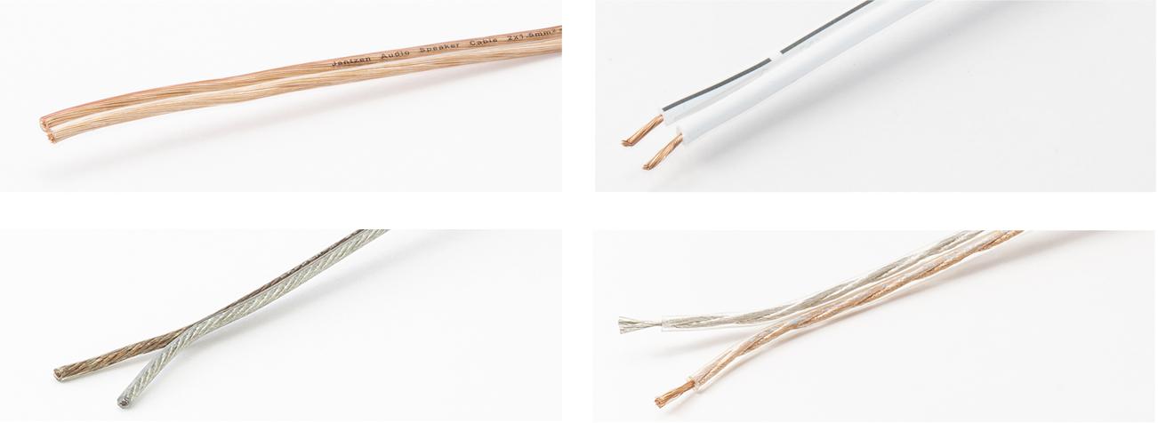 自作スピーカーの内部配線ケーブルは何が良いか?